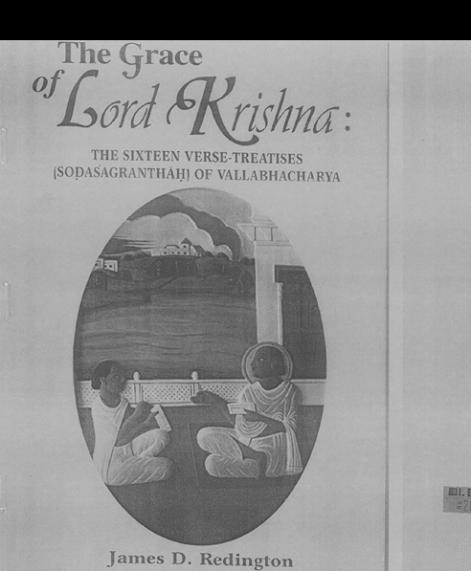 The Grace Of Lord Krishna (1198)