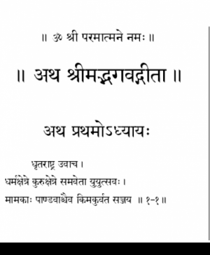 Shrimad Bhagvad Gita (1336)