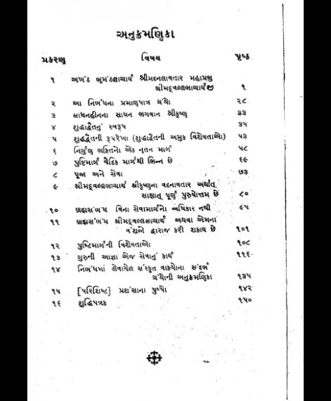 Shri Vallabhachrya Na Darshnik Acharni Parampara (1552) 2
