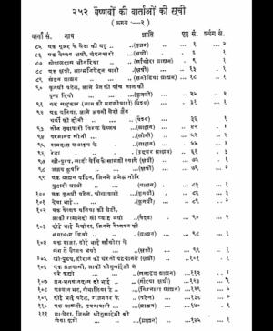 252 Vaishnavan Ki Varta - 2 (1984)
